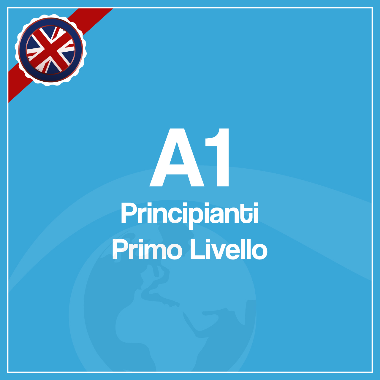 Corso A1 – Livello principianti – Individuale