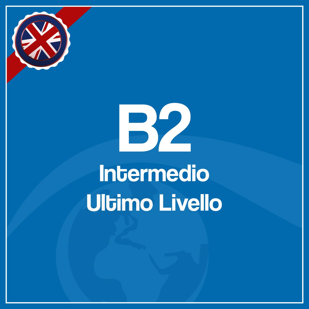 Corso B2 – Ultimo Livello Intermedio – Individuale