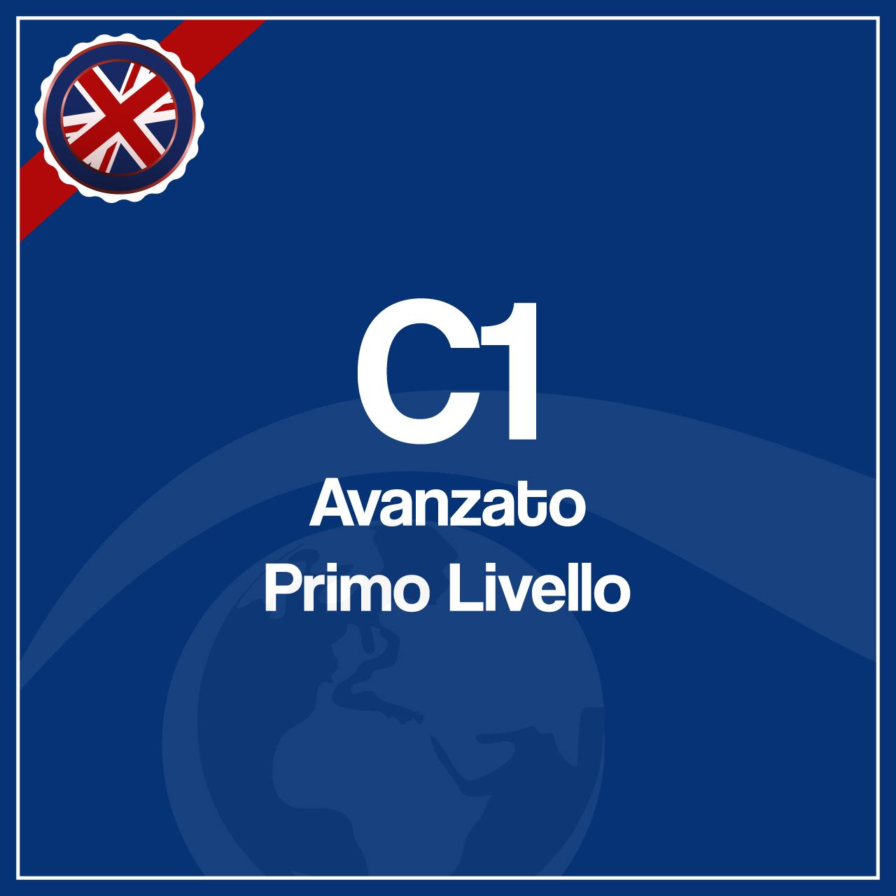 Corso C1 – Primo Livello Avanzato – Individuale